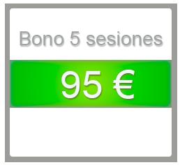 Bono 5 sesiones presoterapia